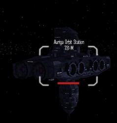 Auriga Orbit Station